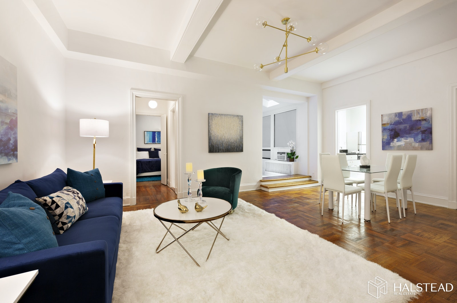 40 West 67th Street 1a, Upper West Side, NYC, 10023, $520,000, Sold Property, Halstead Real Estate, Photo 3