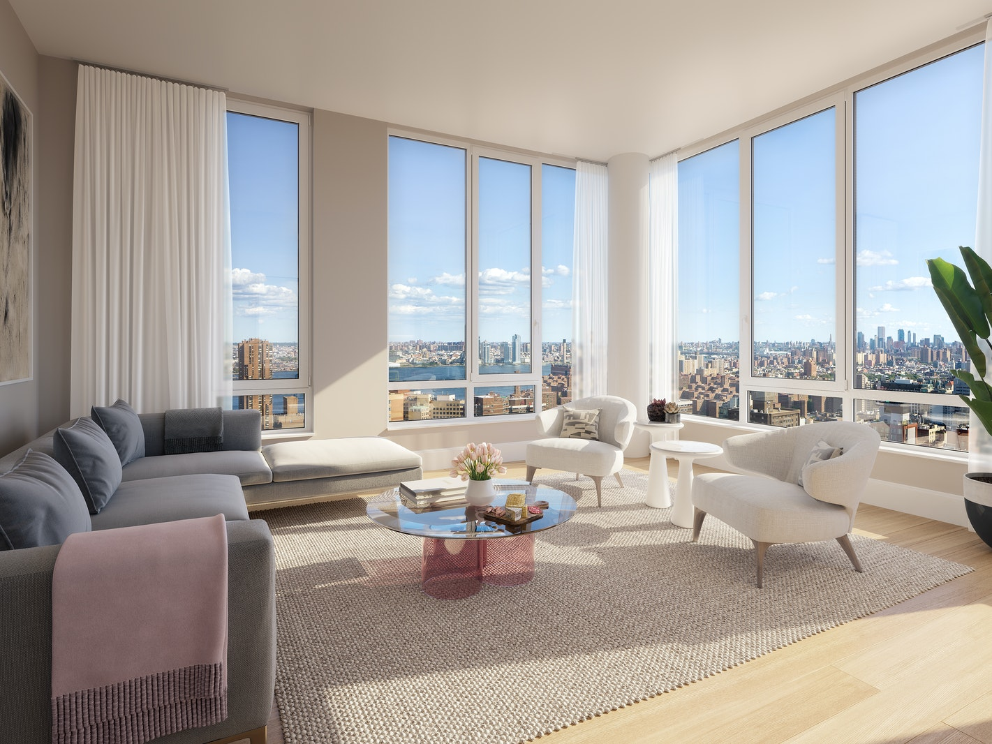 368 Third Avenue 6d, Midtown East, NYC, 10016, $1,335,000, Property For Sale, Halstead Real Estate, Photo 1