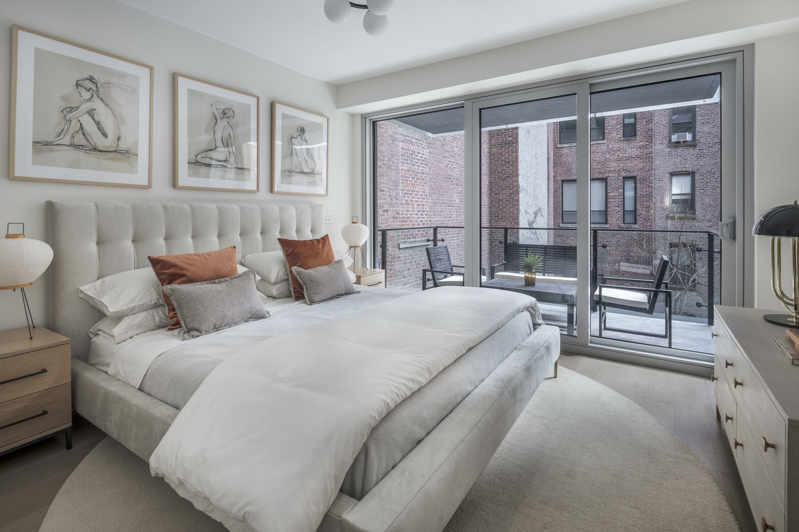 424 West 52nd Street 3, Midtown West, NYC, $2,195,000, Web #: 20195530