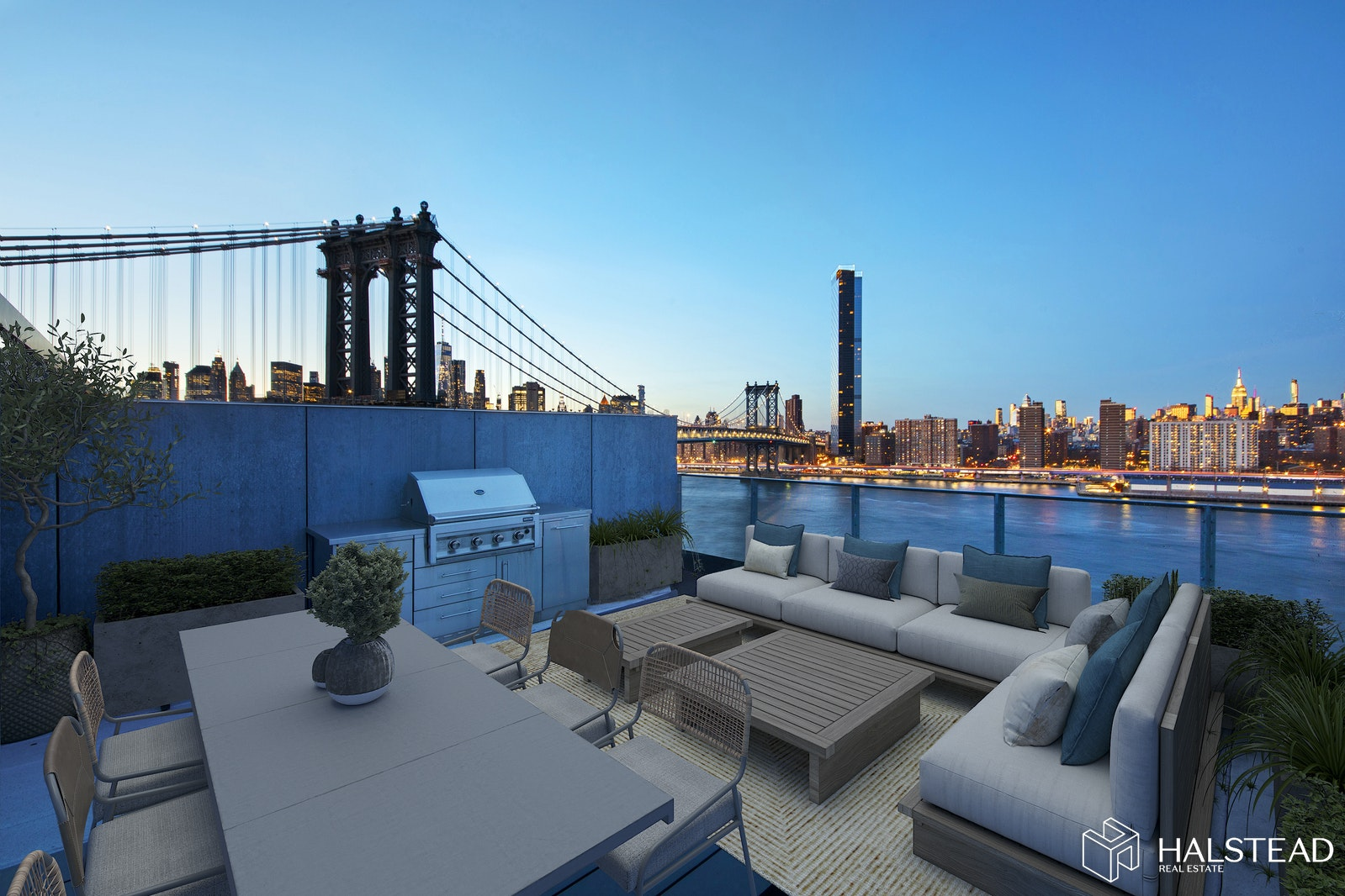 1 John Street Phd, Dumbo, Brooklyn, NY, 11201, $6,200,000, Property For Sale, Halstead Real Estate, Photo 13