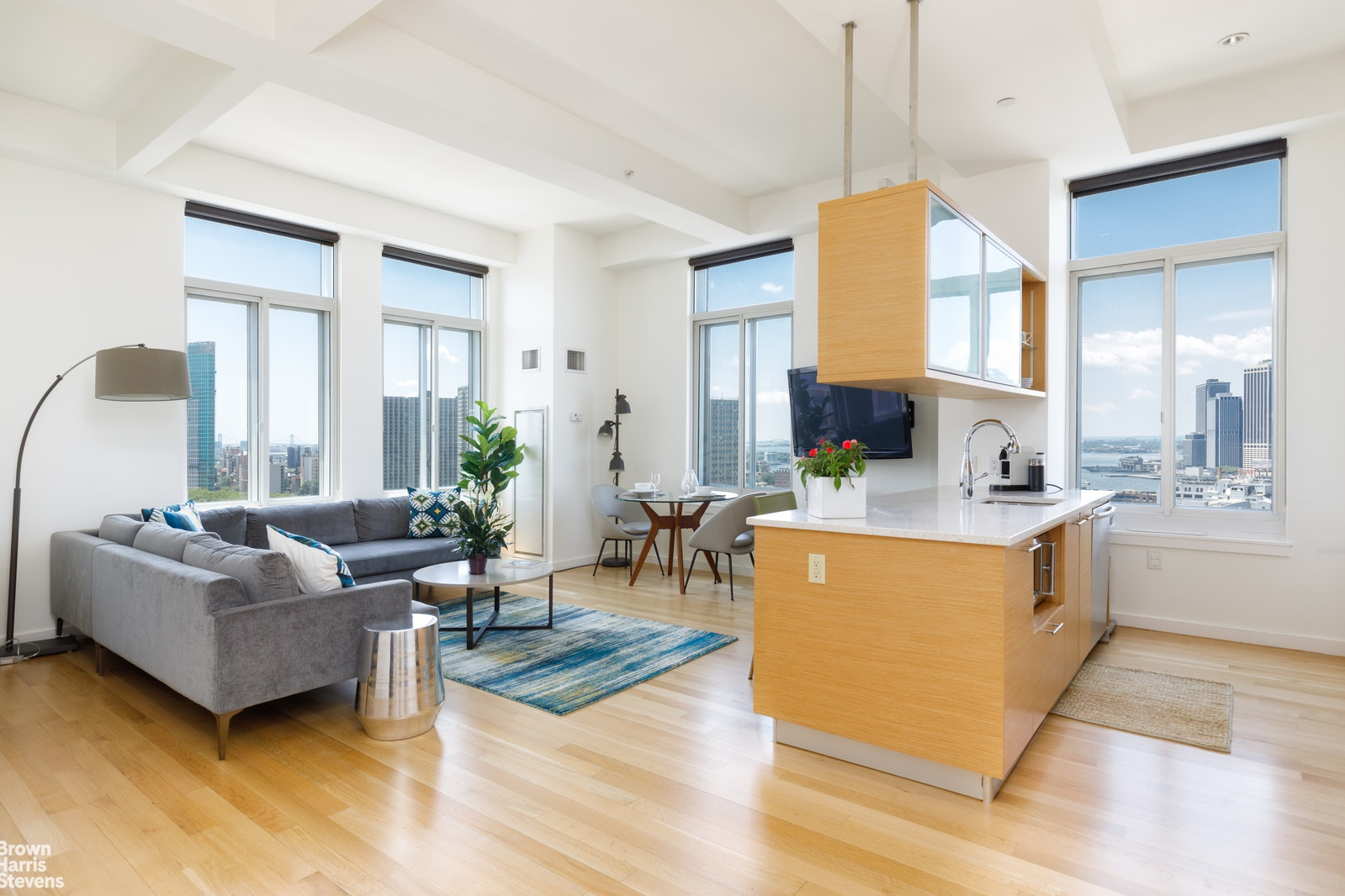 85 Adams Street 19a, Dumbo, Brooklyn, NY, 11201, $1,495,000, Property For Sale, Halstead Real Estate, Photo 1