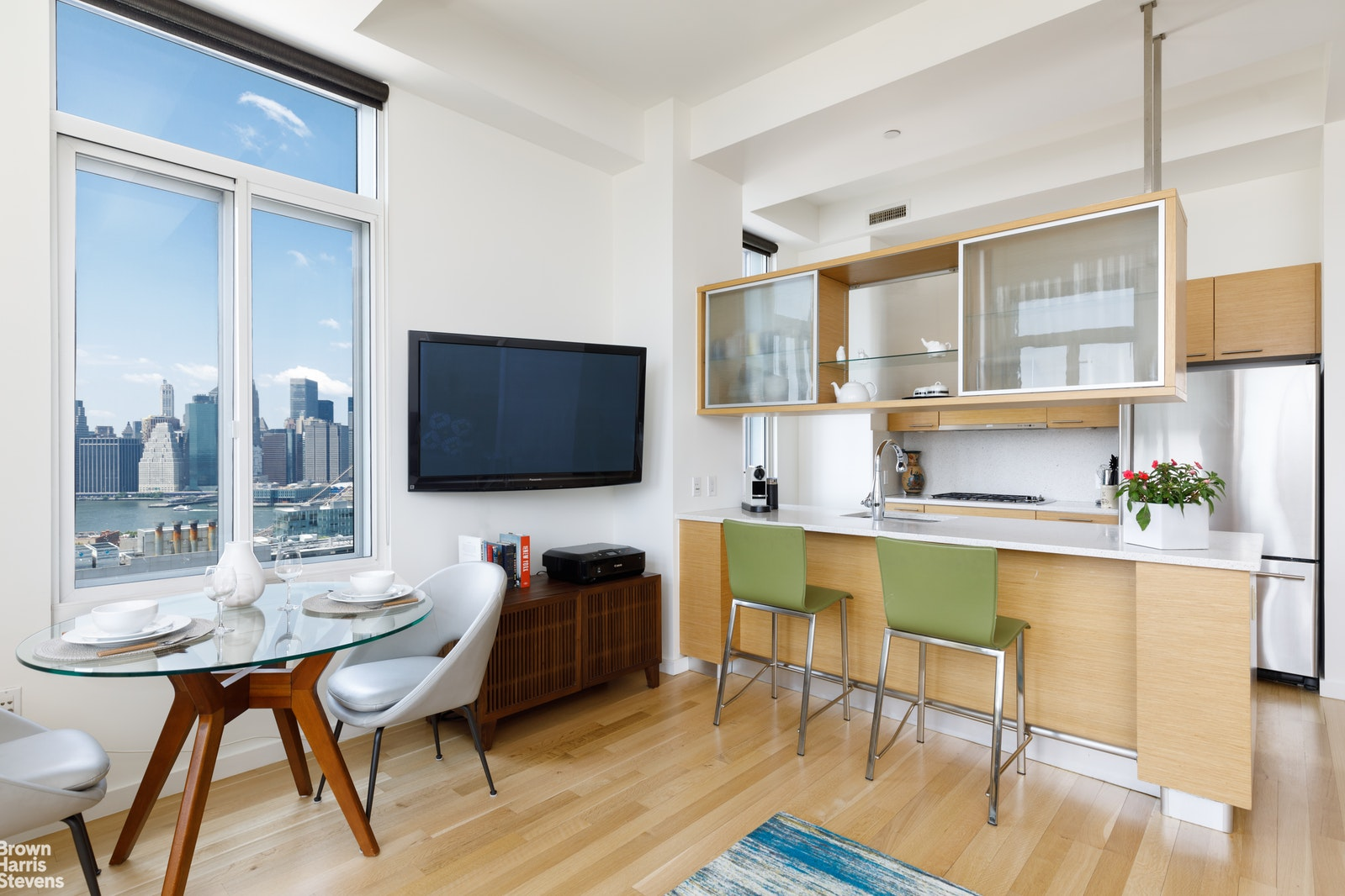 85 Adams Street 19a, Dumbo, Brooklyn, NY, 11201, $1,495,000, Property For Sale, Halstead Real Estate, Photo 2
