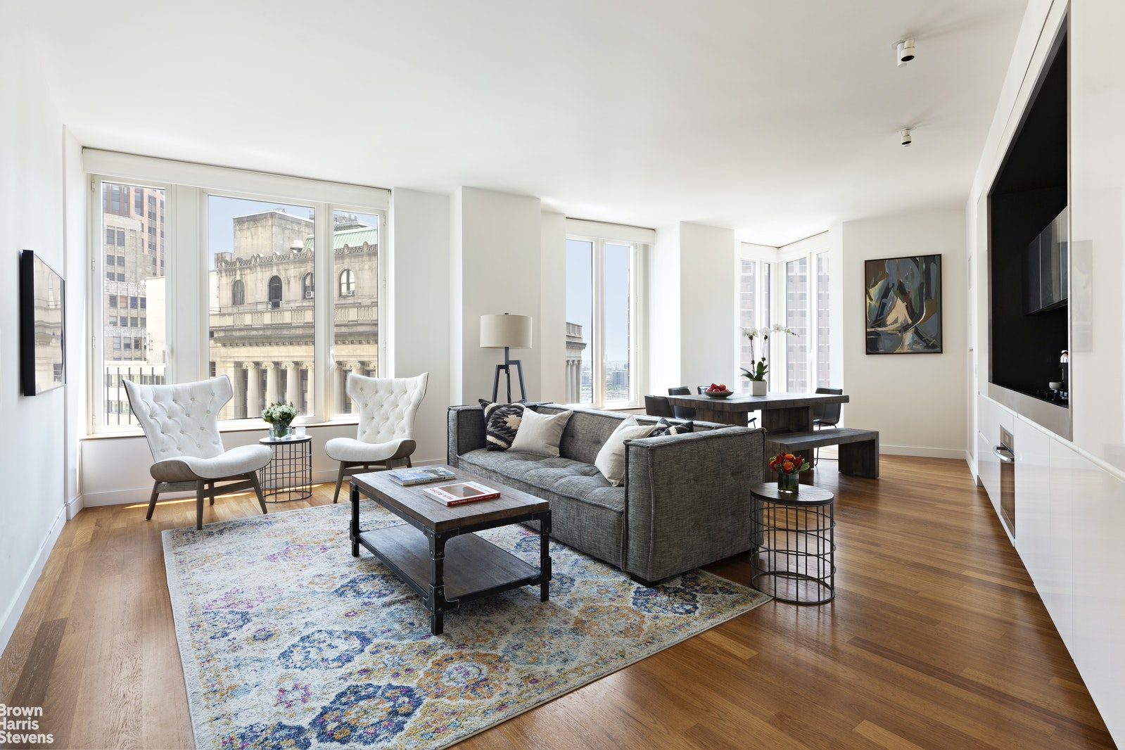 15 William Street 26e, Financial District, NYC, 10005, $1,600,000, Property For Sale, Halstead Real Estate, Photo 1