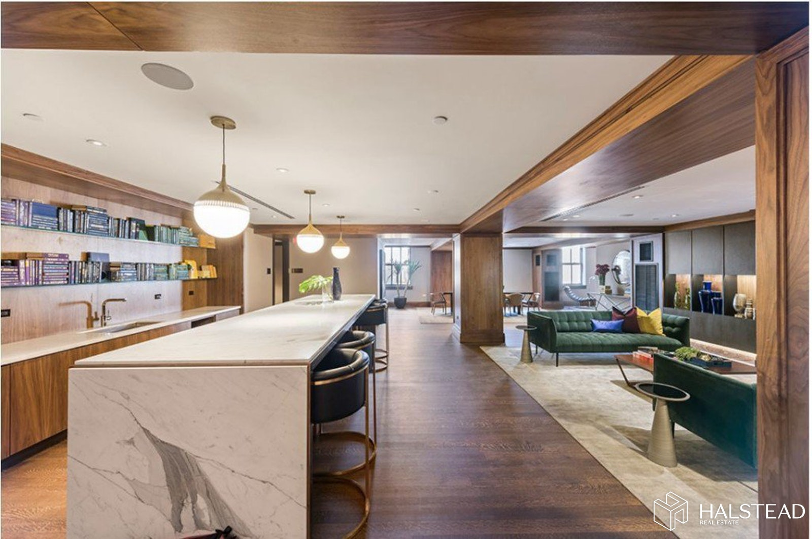 100 Barclay Street 14r, Tribeca, NYC, 10007, $4,500,000, Property For Sale, Halstead Real Estate, Photo 18