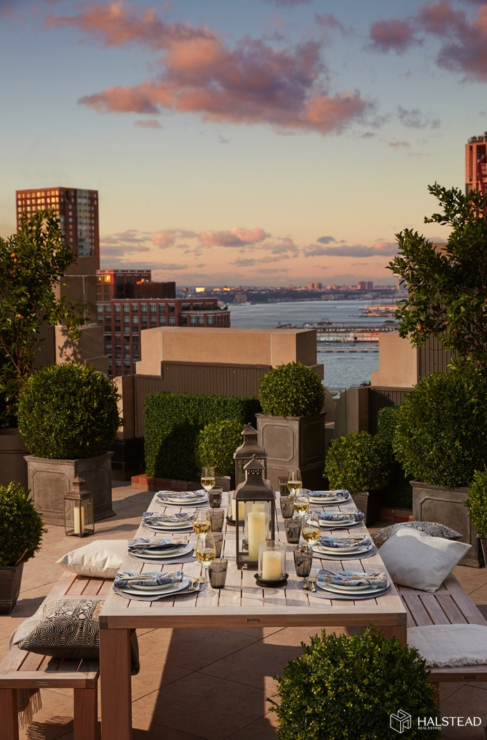100 Barclay Street 14r, Tribeca, NYC, 10007, $4,500,000, Property For Sale, Halstead Real Estate, Photo 22