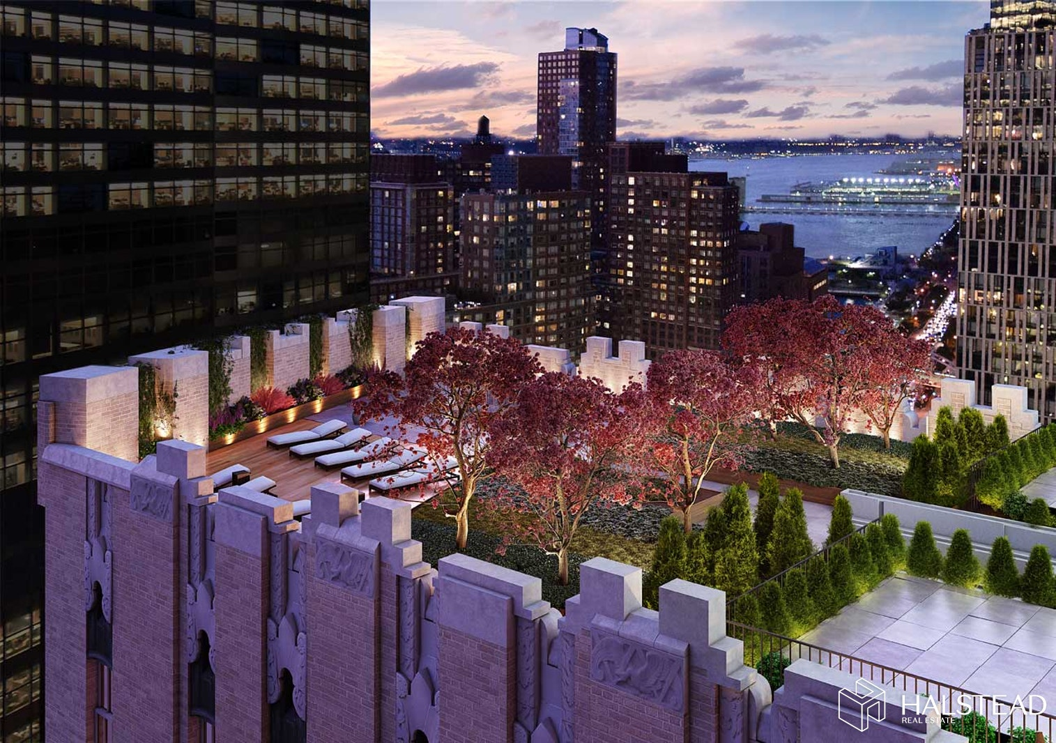 100 Barclay Street 14r, Tribeca, NYC, 10007, $4,500,000, Property For Sale, Halstead Real Estate, Photo 23