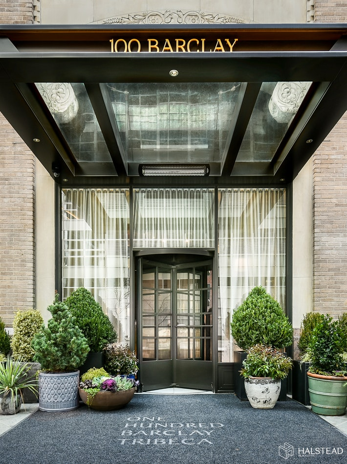 100 Barclay Street 14r, Tribeca, NYC, 10007, $4,500,000, Property For Sale, Halstead Real Estate, Photo 25