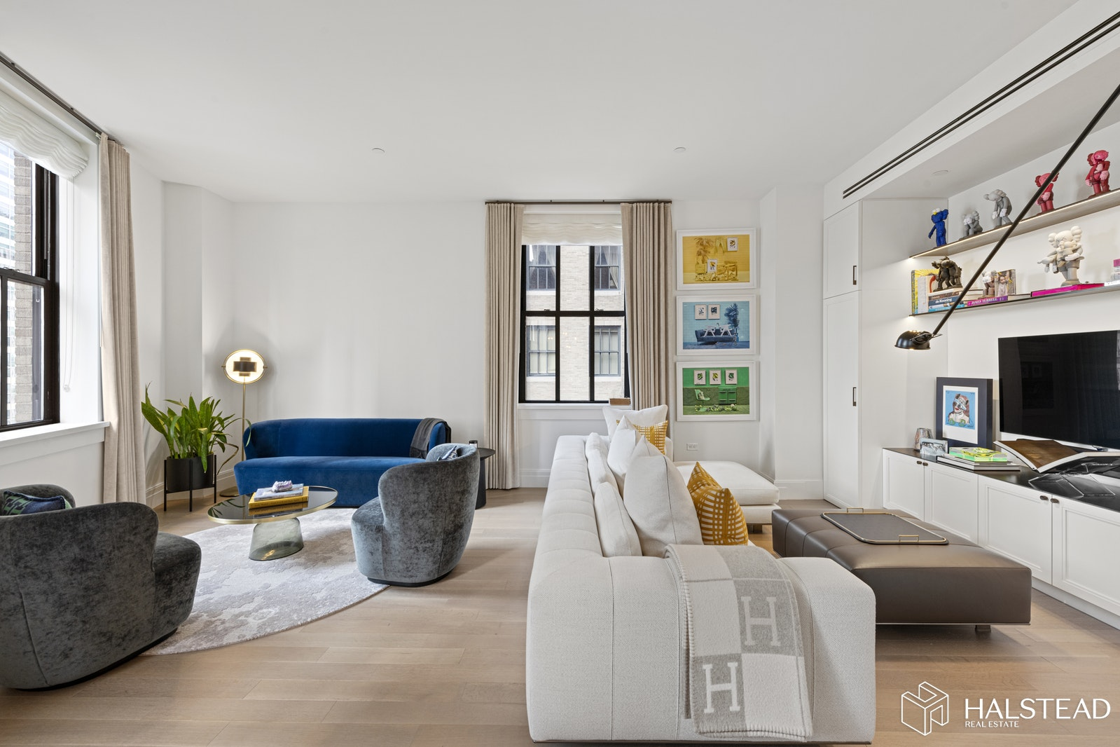 100 Barclay Street 14r, Tribeca, NYC, 10007, $4,500,000, Property For Sale, Halstead Real Estate, Photo 3