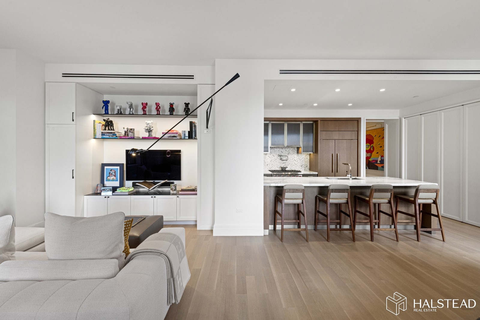 100 Barclay Street 14r, Tribeca, NYC, 10007, $4,500,000, Property For Sale, Halstead Real Estate, Photo 4