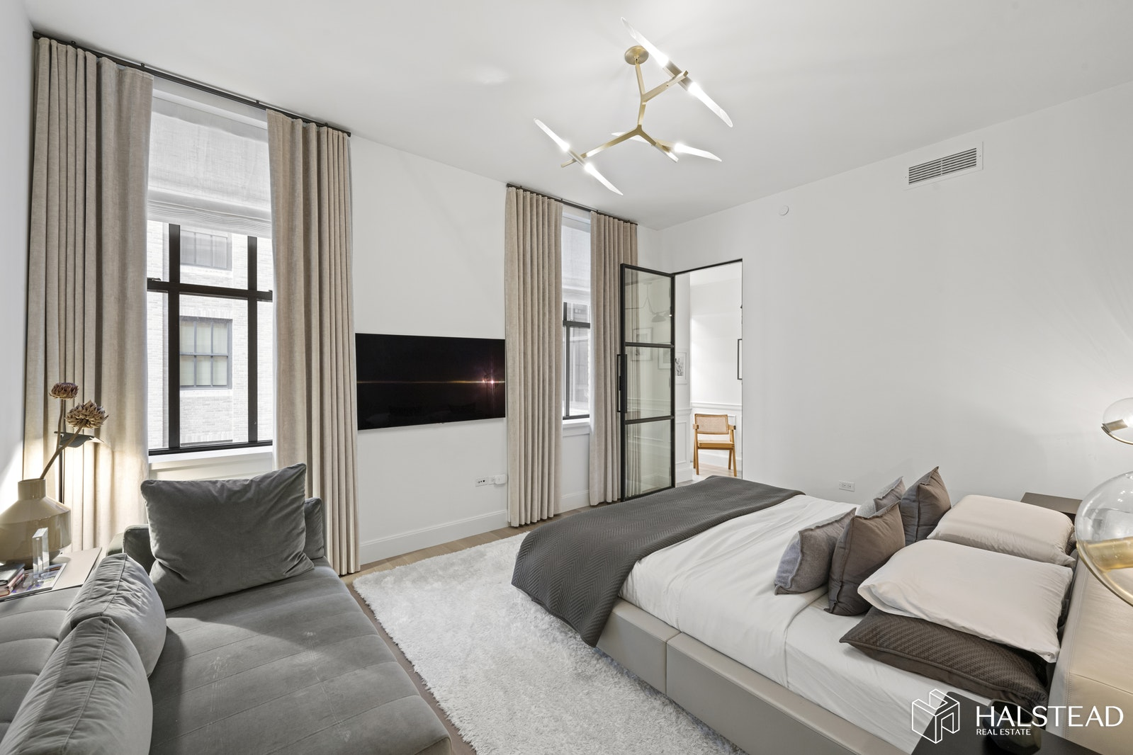 100 Barclay Street 14r, Tribeca, NYC, 10007, $4,500,000, Property For Sale, Halstead Real Estate, Photo 8