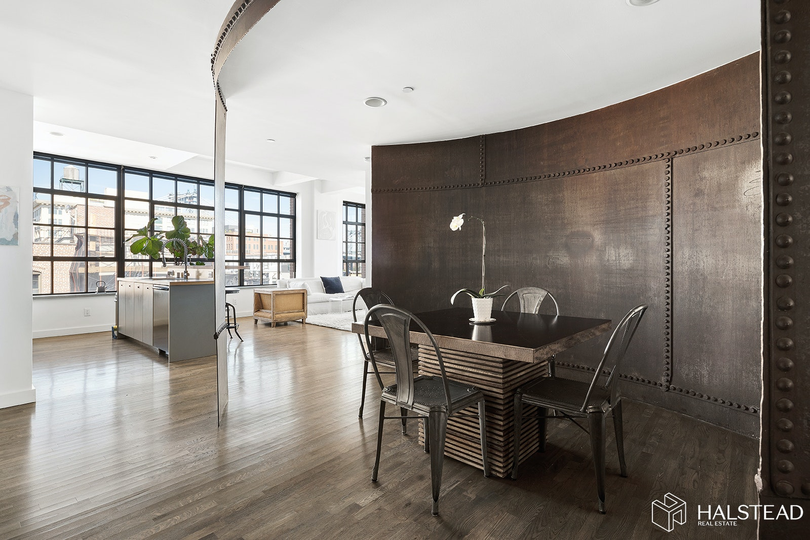 37 Bridge Street 6b, Dumbo, Brooklyn, NY, 11201, $2,195,000, Property For Sale, Halstead Real Estate, Photo 1