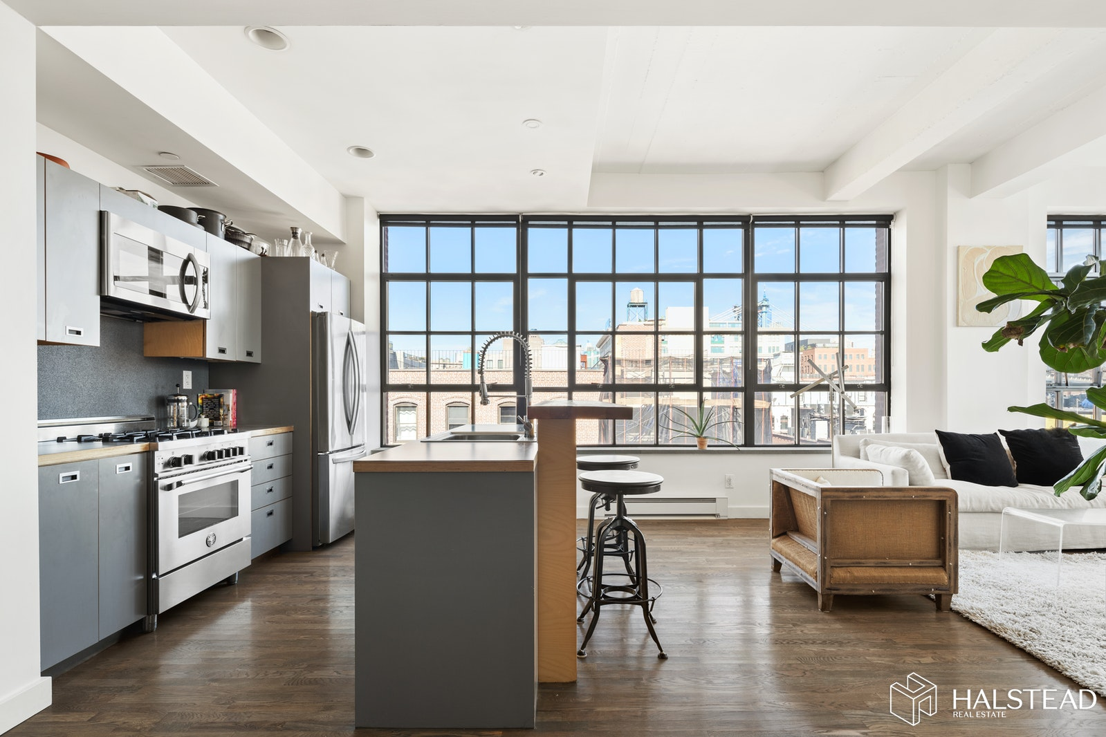 37 Bridge Street 6b, Dumbo, Brooklyn, NY, 11201, $2,195,000, Property For Sale, Halstead Real Estate, Photo 2