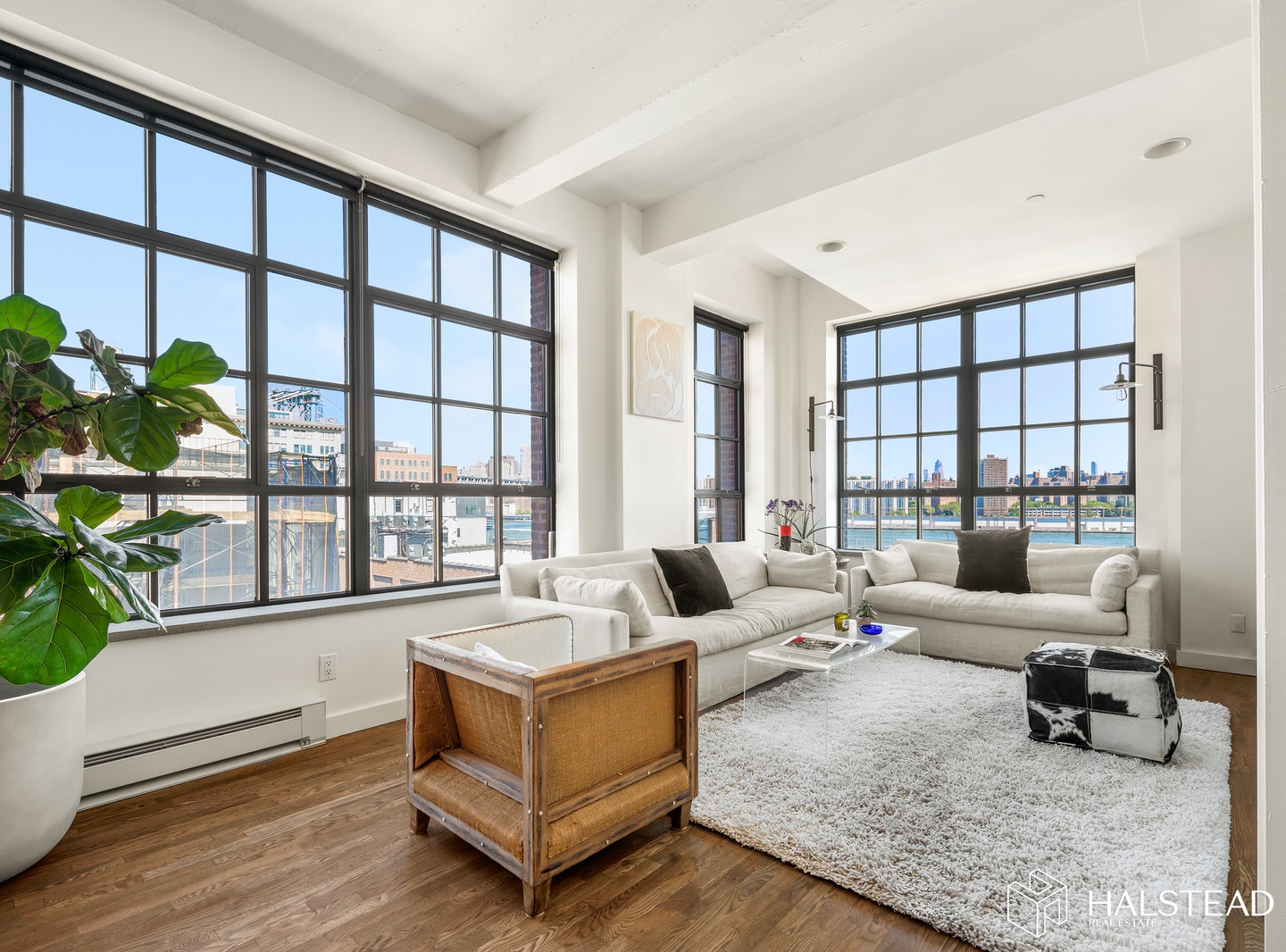 37 Bridge Street 6b, Dumbo, Brooklyn, NY, 11201, $2,195,000, Property For Sale, Halstead Real Estate, Photo 3