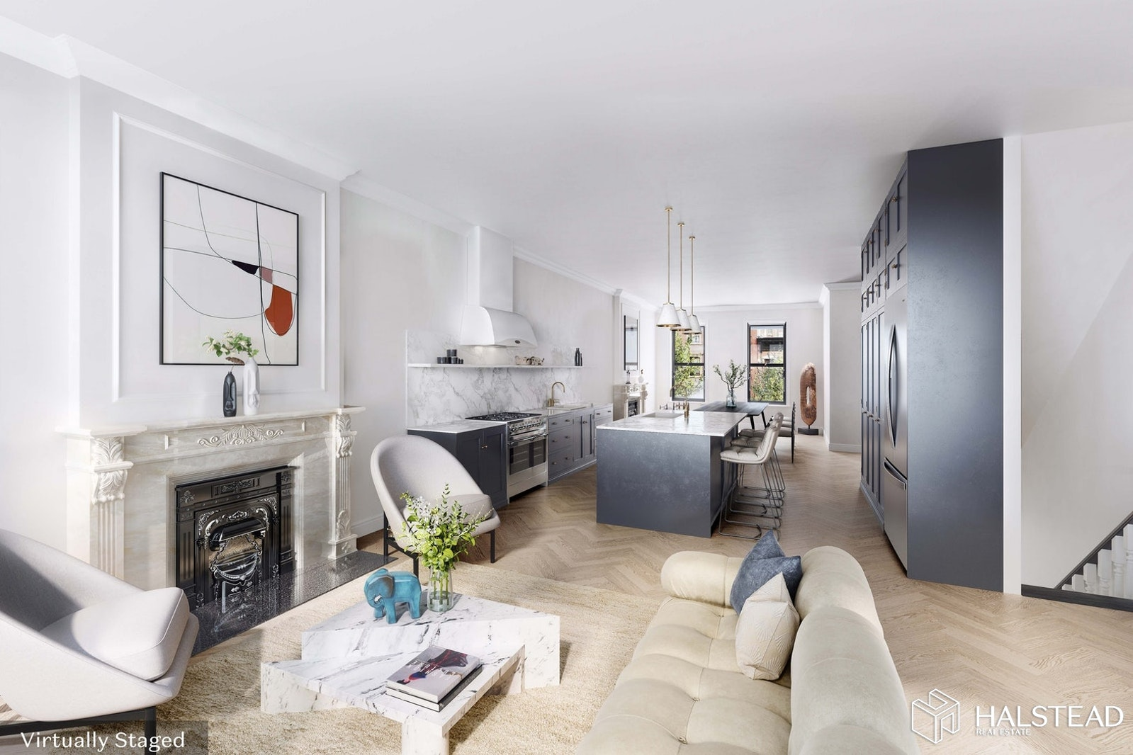 325 East 18th Street, Gramercy Park, NYC, 10003, $3,180,000, Sold Property, Halstead Real Estate, Photo 1
