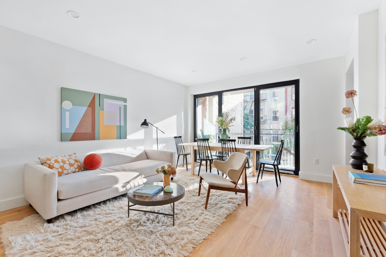 91 Diamond Street 4a, Greenpoint, Brooklyn, NY, 11222, $1,495,000, Property For Sale, Halstead Real Estate, Photo 1