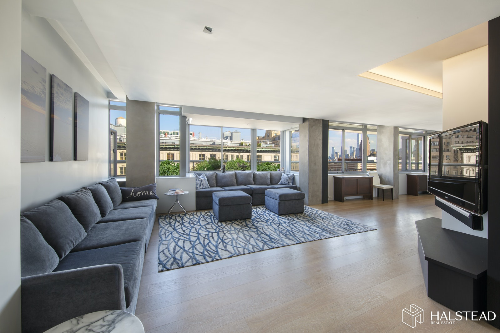 2373 Broadway 1702/03, Upper West Side, NYC, 10024, $5,500,000, Property For Sale, Halstead Real Estate, Photo 4