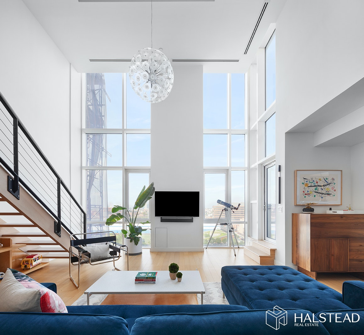 34 North 7th St Ph1e, Williamsburg, Brooklyn, NY, 11249, $7,000, Rented Property, Halstead Real Estate, Photo 1