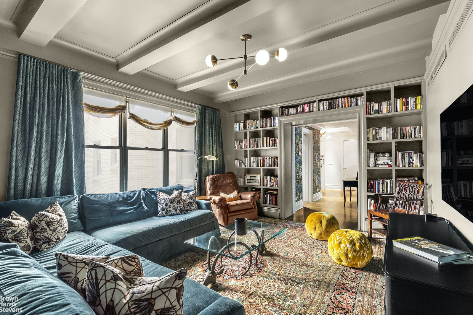 317 West 89th Street 4w, Upper West Side, NYC, 10024, $4,350,000, Property For Sale, Halstead Real Estate, Photo 1