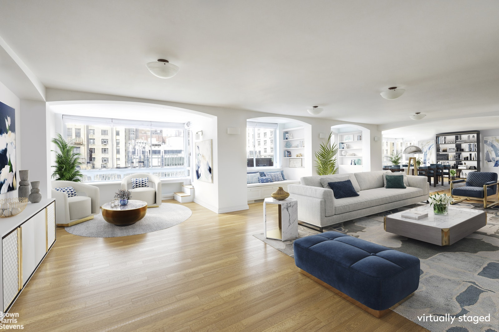 225 West 83rd Street 4k, Upper West Side, NYC, 10024, $4,995,000, Property For Sale, Halstead Real Estate, Photo 2
