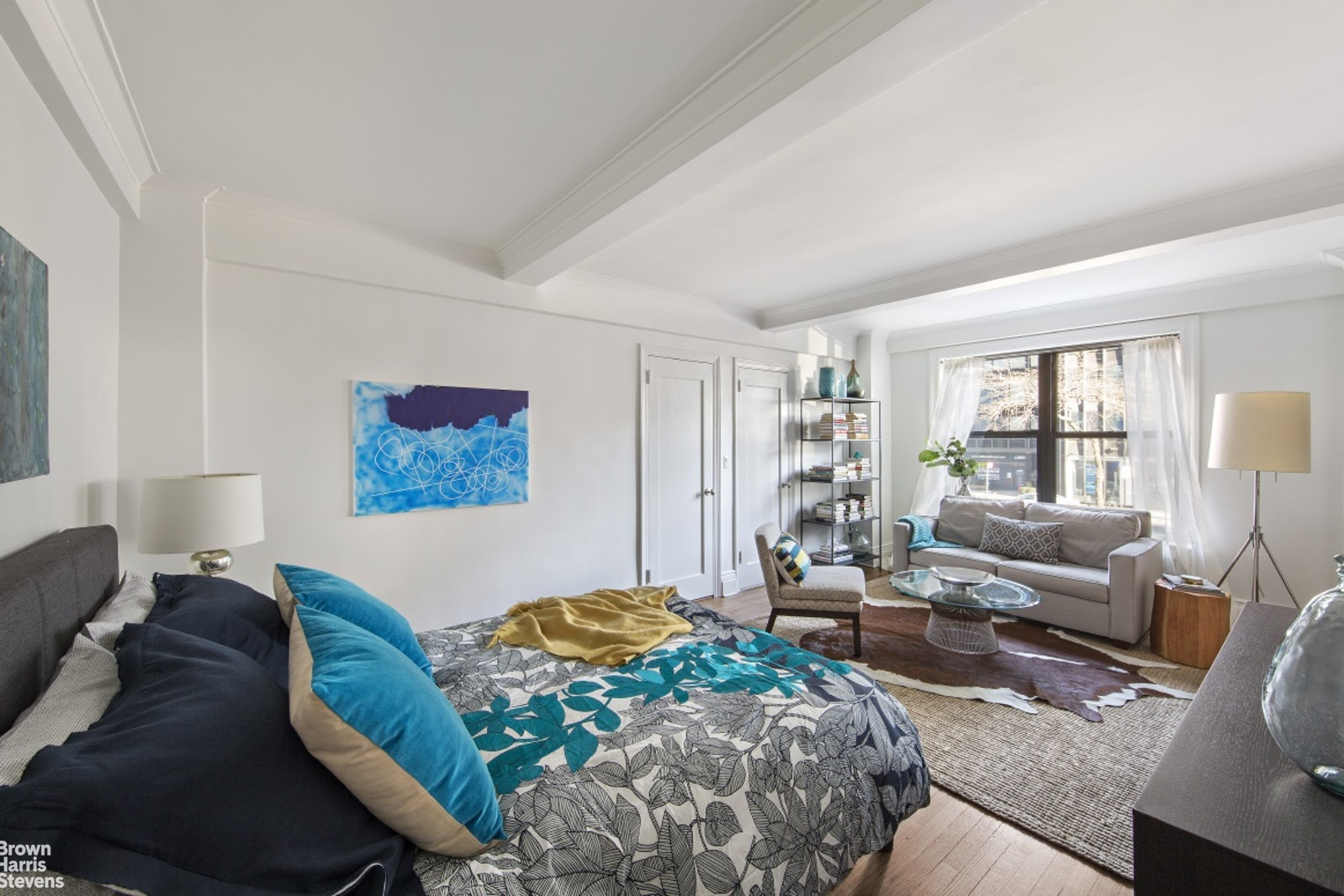 865 United Nations Plaza 7b, Midtown East, NYC, 10017, $615,000, Property For Sale, Halstead Real Estate, Photo 1