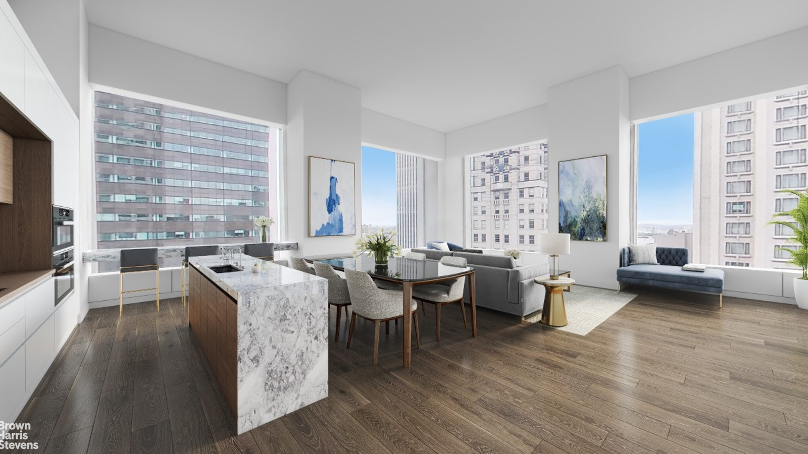 432 Park Avenue, Midtown East, NYC, $5,750,000, Web #: 20471874