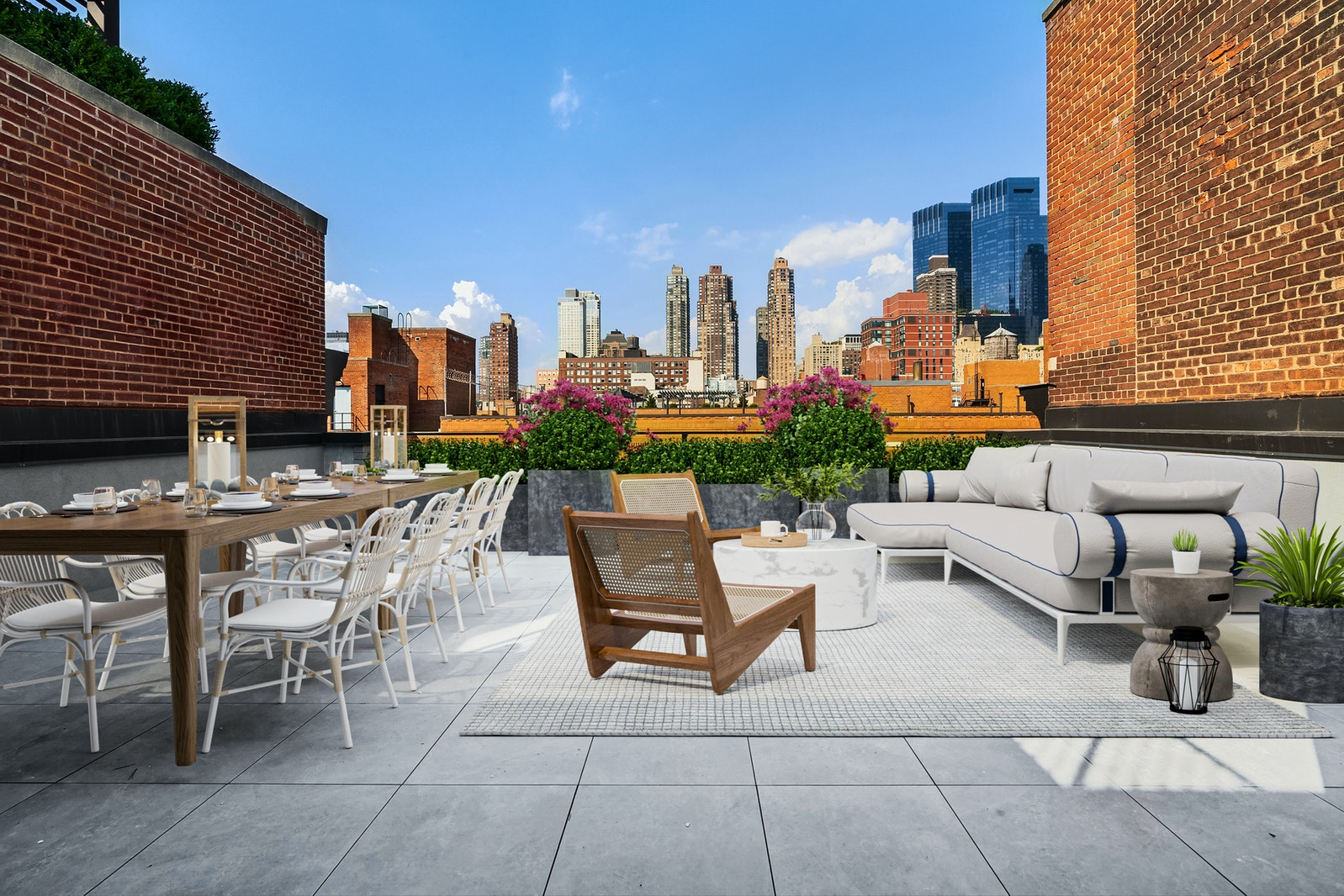 424 West 52nd Street 6, Midtown West, NYC, 10019, $2,199,000, Property For Sale, Halstead Real Estate, Photo 9
