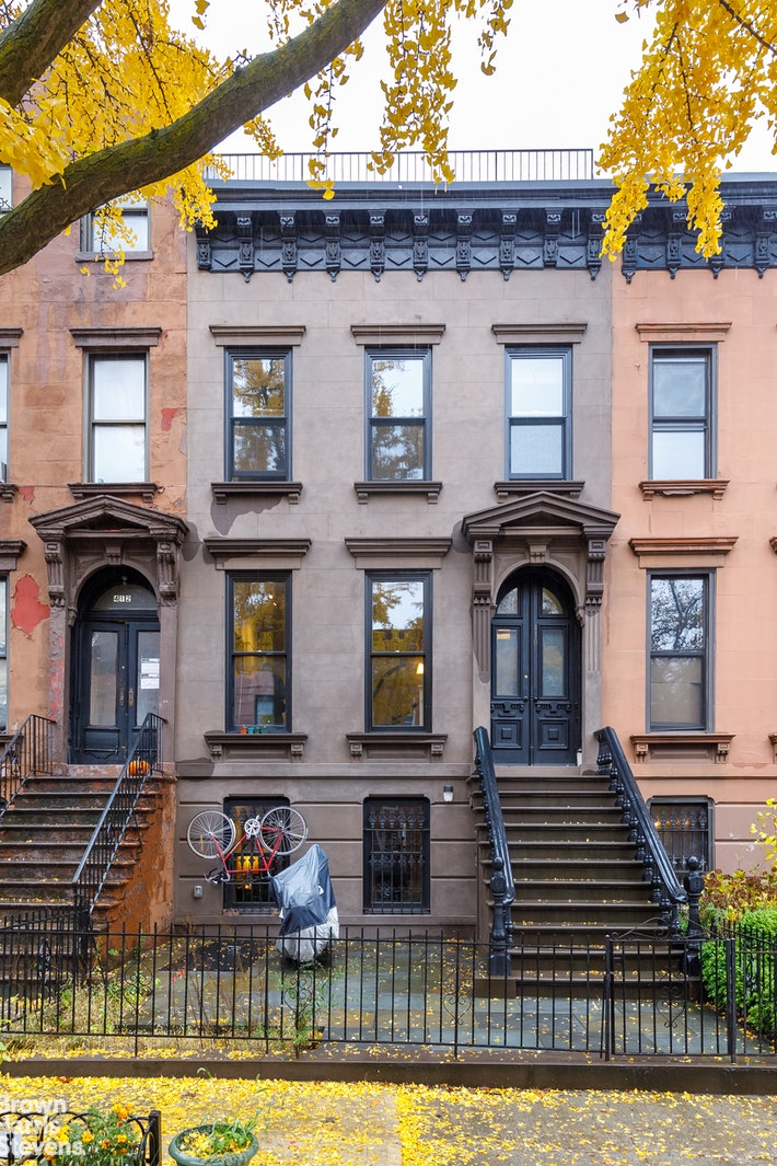 410 Macon Street, Bedford Stuyvesant, Brooklyn, NY, 11233, $2,350,000, Property For Sale, Halstead Real Estate, Photo 1