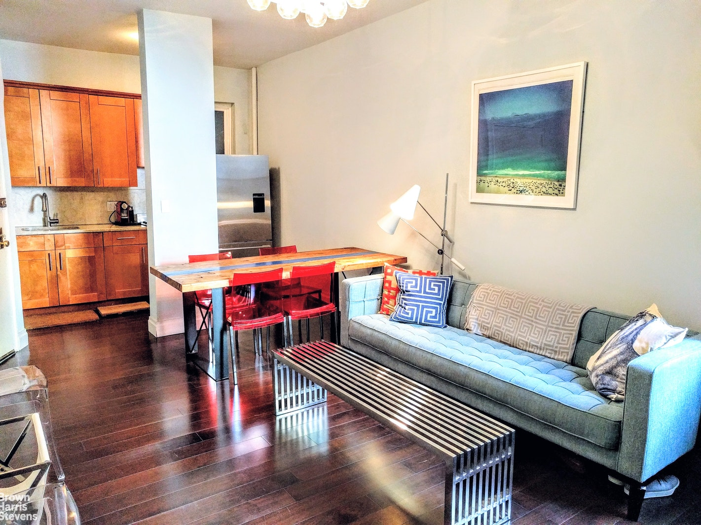 415 West 46th Street 2A, Midtown West, NYC, $2,500, Web #: 20602591