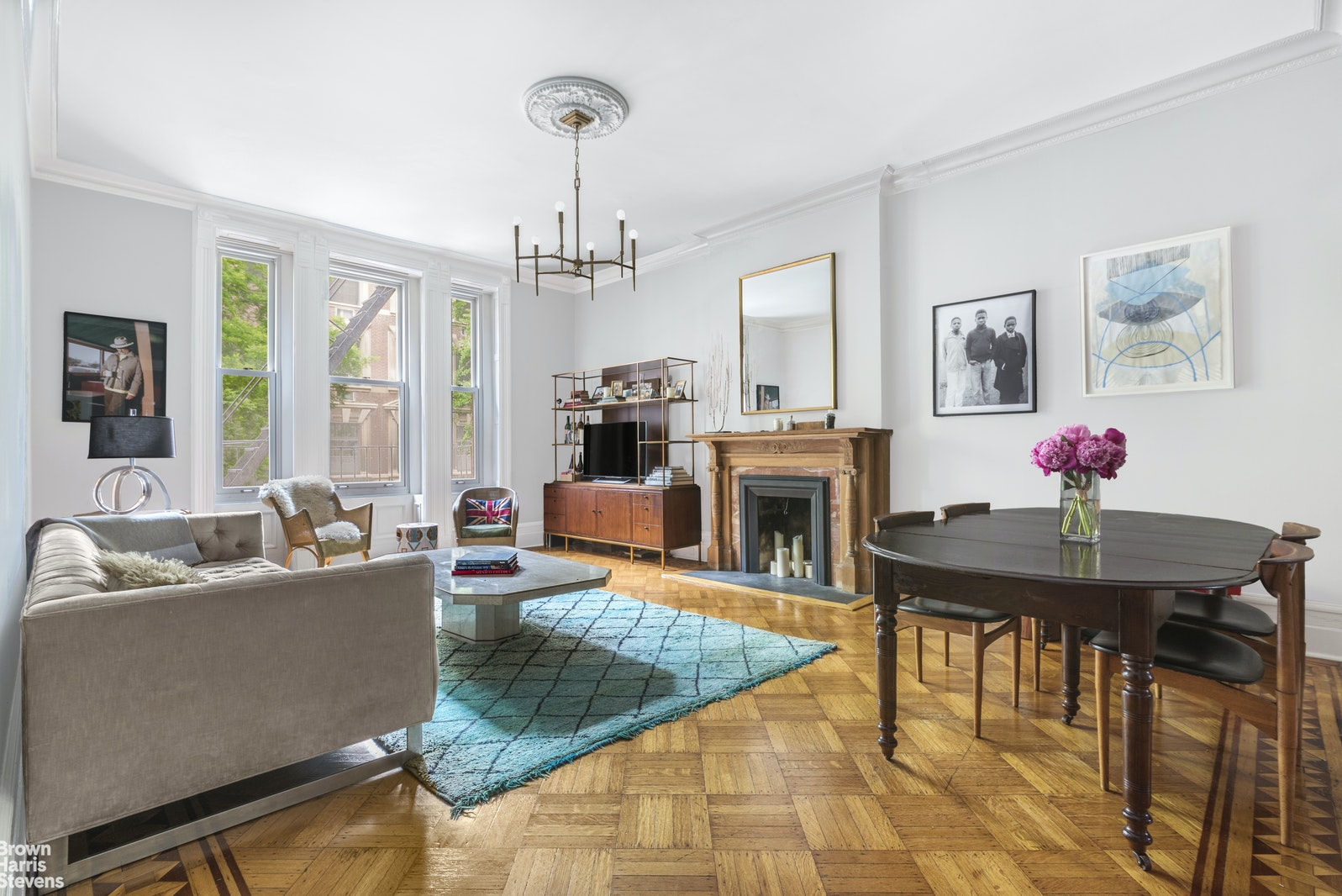 50 West 9th Street 2A, Greenwich Village, NYC, $7,750, Web #: 20618431