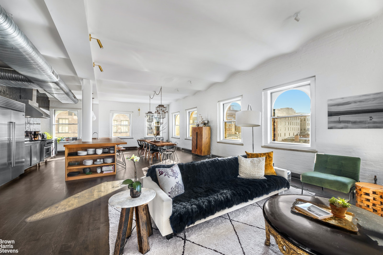 429 Greenwich Street 9b, Tribeca, NYC, 10013, $9,995,000, Property For Sale, Halstead Real Estate, Photo 5