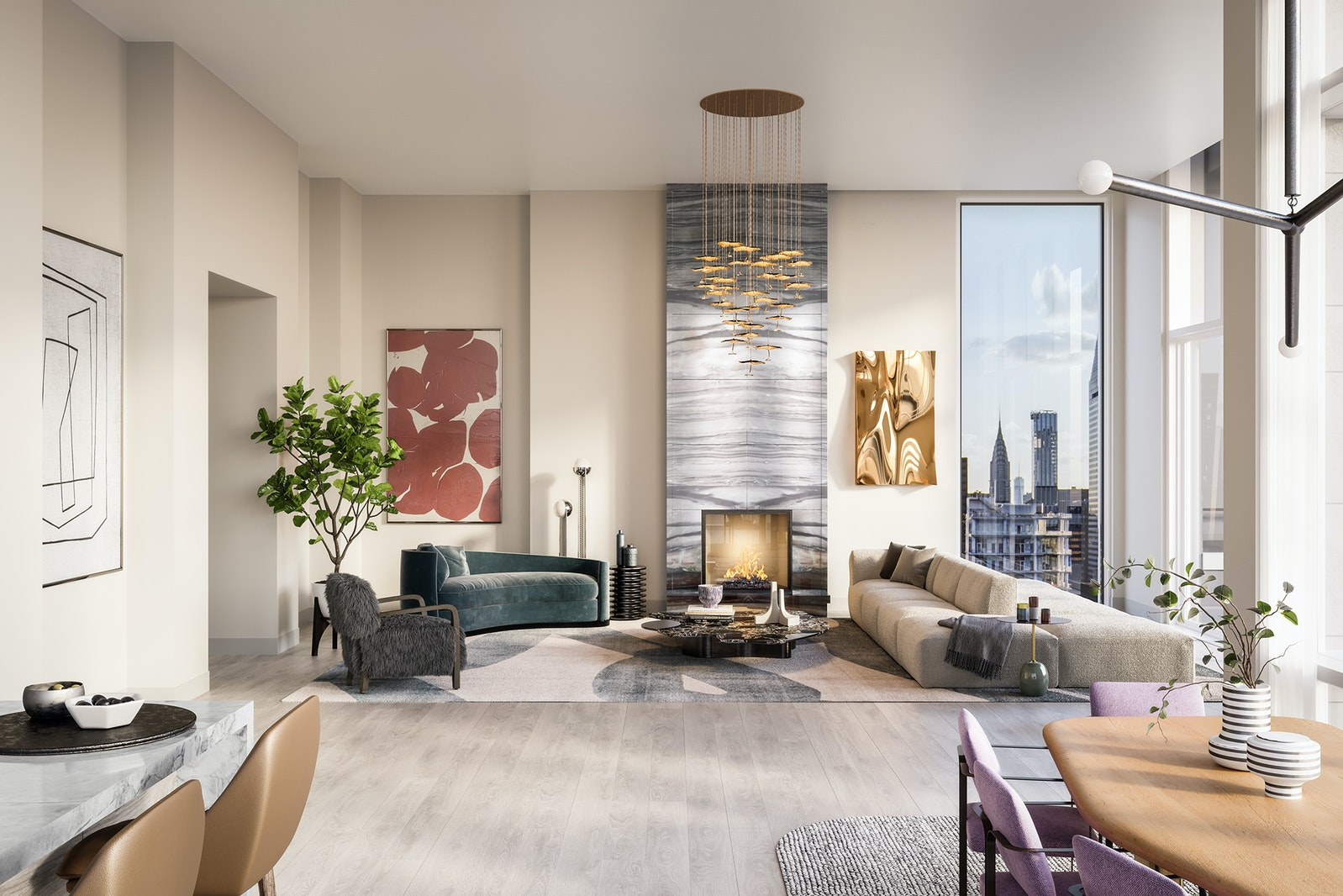 1059 Third Avenue 31Fl, Upper East Side, NYC, $11,850,000, Web #: 20685836
