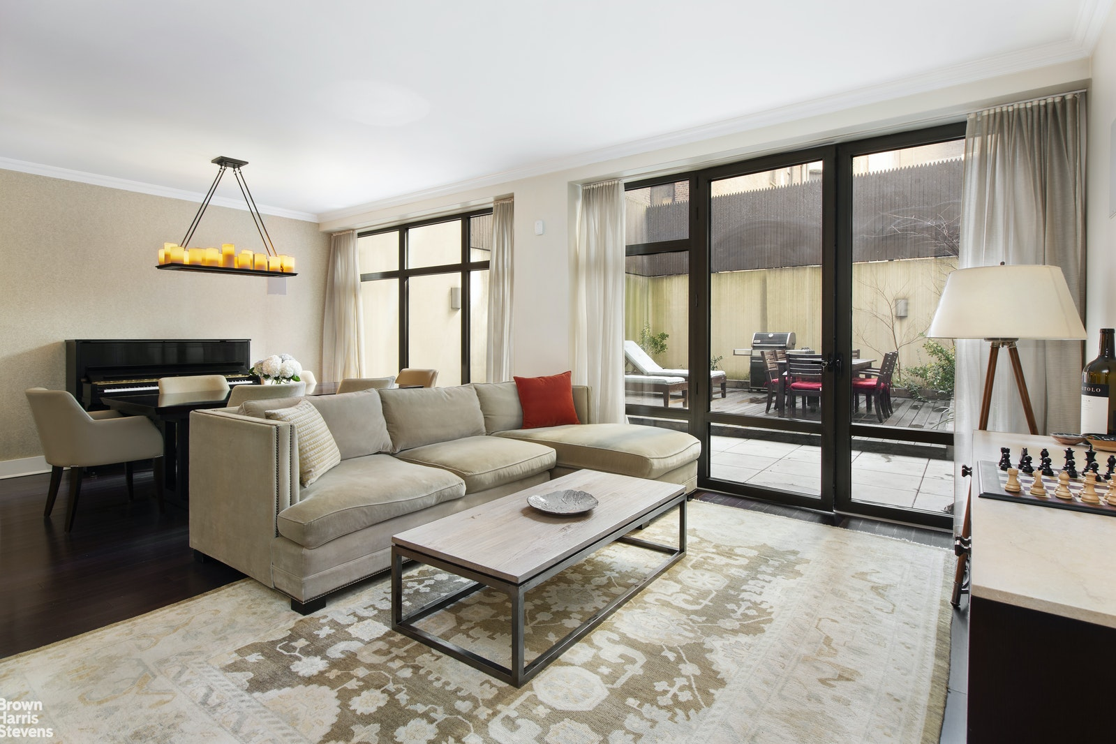 238 West 108th Street Garden, Upper West Side, NYC, 10025, $2,595,000, Property For Sale, Halstead Real Estate, Photo 1