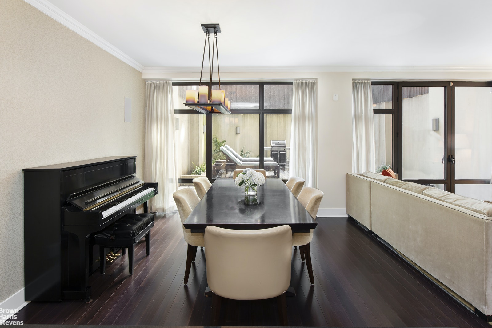 238 West 108th Street Garden, Upper West Side, NYC, 10025, $2,595,000, Property For Sale, Halstead Real Estate, Photo 2