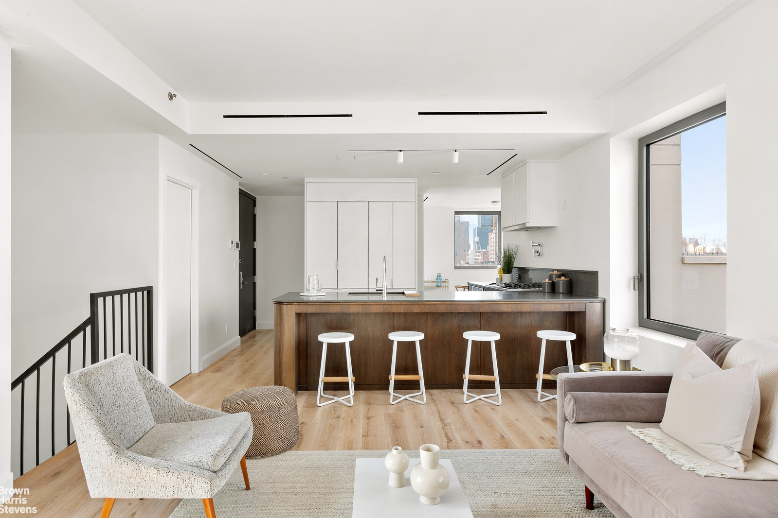 653 Bergen St Ph, Prospect Heights, Brooklyn, NY, 11238, $2,995,000, Property For Sale, Halstead Real Estate, Photo 2