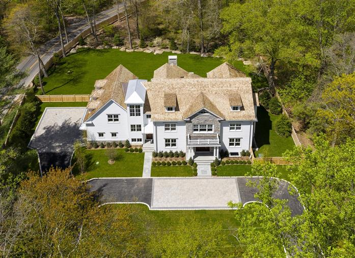 105 Parsonage Road, Greenwich, Connecticut, 06830, $6,250,000, Property For Sale, Halstead Real Estate, Photo 1
