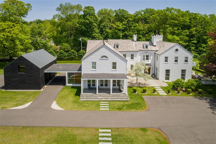 141 Taconic Road, Greenwich, Connecticut, 06831, $8,800,000, Property For Sale, Halstead Real Estate, Photo 4