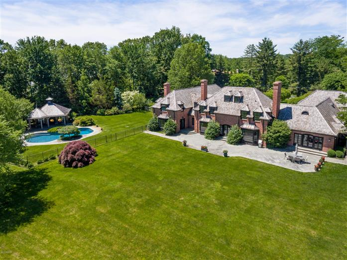 55 Mooreland Road, Greenwich, Connecticut, 06831, $6,200,000, Property For Sale, Halstead Real Estate, Photo 10