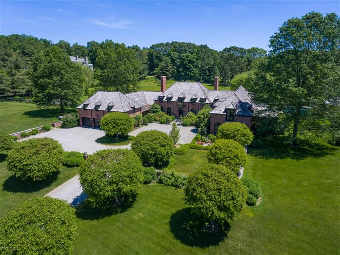 55 Mooreland Road, Greenwich, Connecticut, 06831, $6,200,000, Property For Sale, Halstead Real Estate, Photo 3