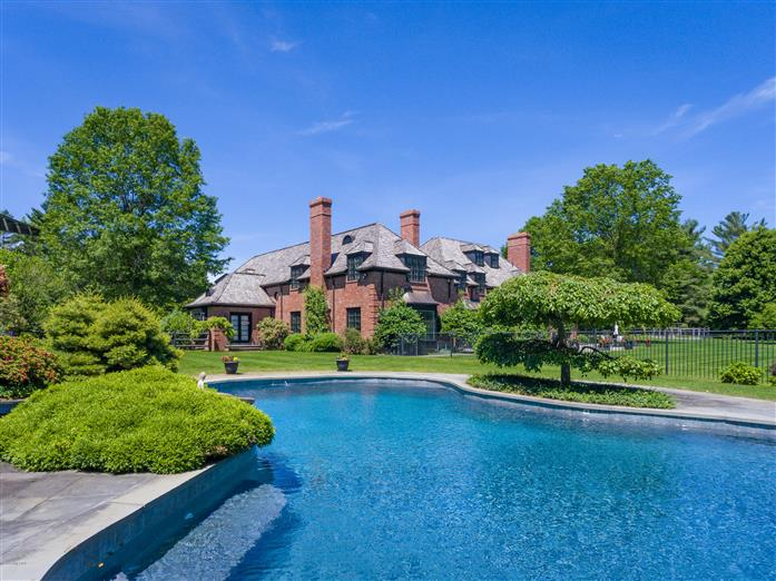 55 Mooreland Road, Greenwich, Connecticut, 06831, $6,200,000, Property For Sale, Halstead Real Estate, Photo 5