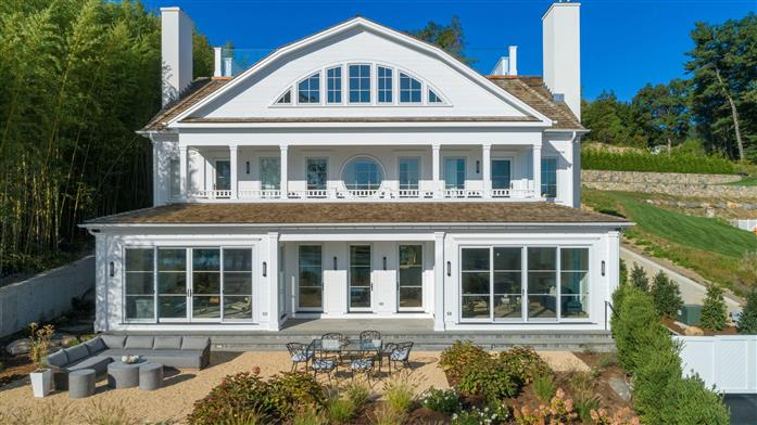 307 Shore Road, Greenwich, Connecticut, 06830, $8,950,000, Property For Sale, Halstead Real Estate, Photo 2