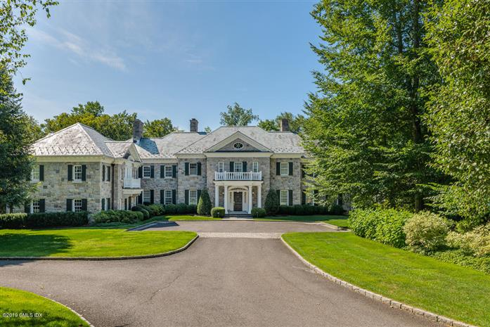 96 Conyers Farm Drive, Greenwich, Connecticut, 06831, $12,500,000, Property For Sale, Halstead Real Estate, Photo 1