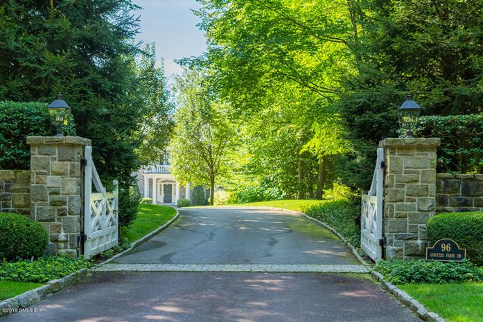 96 Conyers Farm Drive, Greenwich, Connecticut, 06831, $12,500,000, Property For Sale, Halstead Real Estate, Photo 5