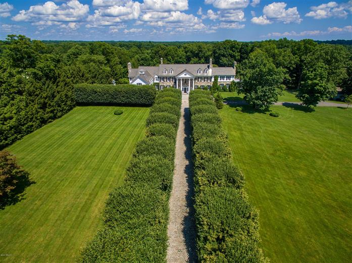 435 Round Hill Road, Greenwich, Connecticut, 06831, $21,995,000, Property For Sale, Halstead Real Estate, Photo 2