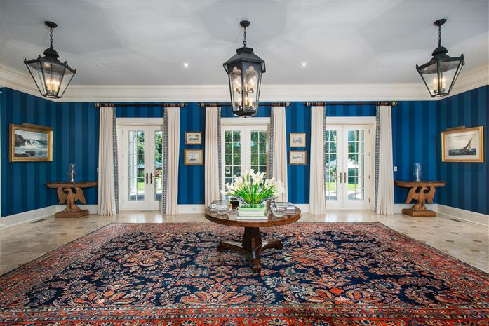 435 Round Hill Road, Greenwich, Connecticut, 06831, $21,995,000, Property For Sale, Halstead Real Estate, Photo 6