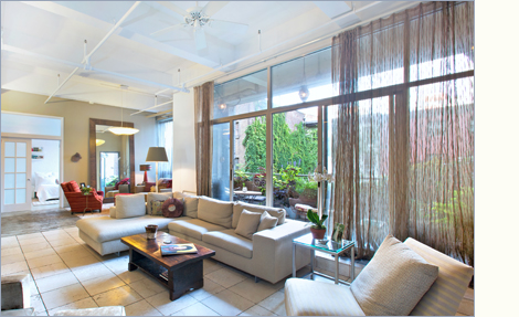 Urban Oasis, Chelsea, NYC, 10011, $6,500,000, Sold Property, Halstead Real Estate, Photo 2