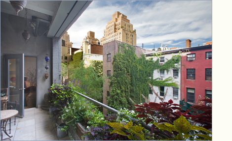 Urban Oasis, Chelsea, NYC, 10011, $6,500,000, Sold Property, Halstead Real Estate, Photo 3