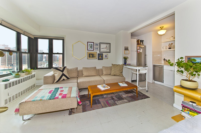 413 Grand Street, Lower East Side, NYC, 10002, $529,000, Sold Property, Halstead Real Estate, Photo 1