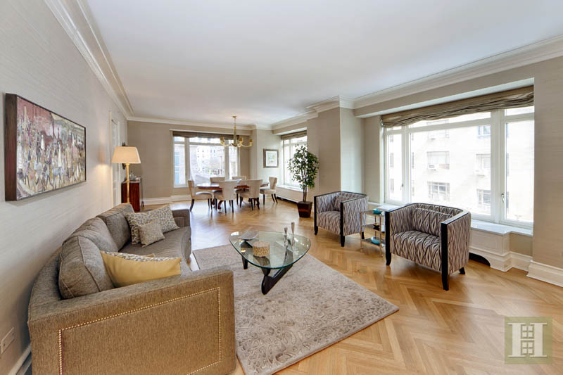 15 Central Park West 3e, Upper West Side, NYC, 10023, $9,325,000, Sold Property, Halstead Real Estate, Photo 2