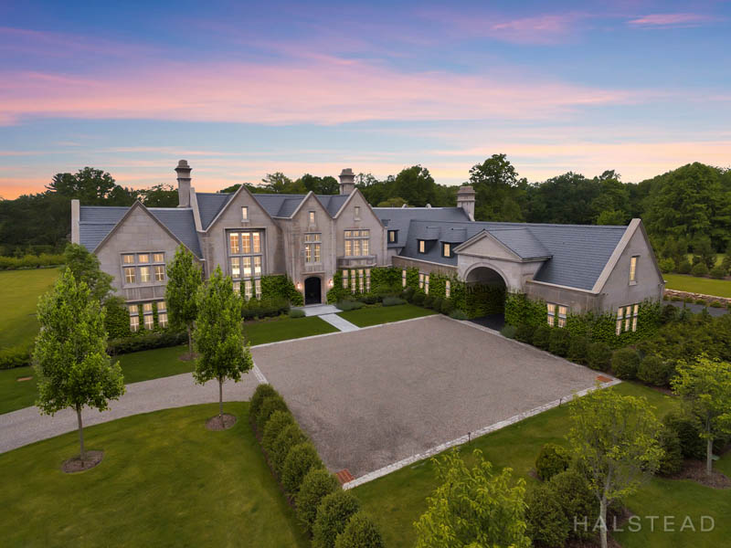 11 Round Hill Club Road, Greenwich, Connecticut, 06831, $11,950,000, Property For Sale, ID# 99182263, Halstead