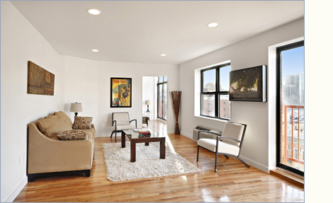 2098 Frederick Douglass Phn, Upper Manhattan, NYC, 10026, $251,000, Sold Property, Halstead Real Estate, Photo 2